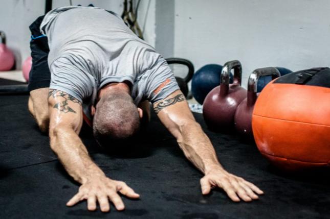 sport, cross-training, musculation