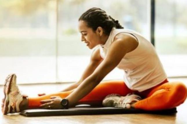 stretching, yoga, Pilates