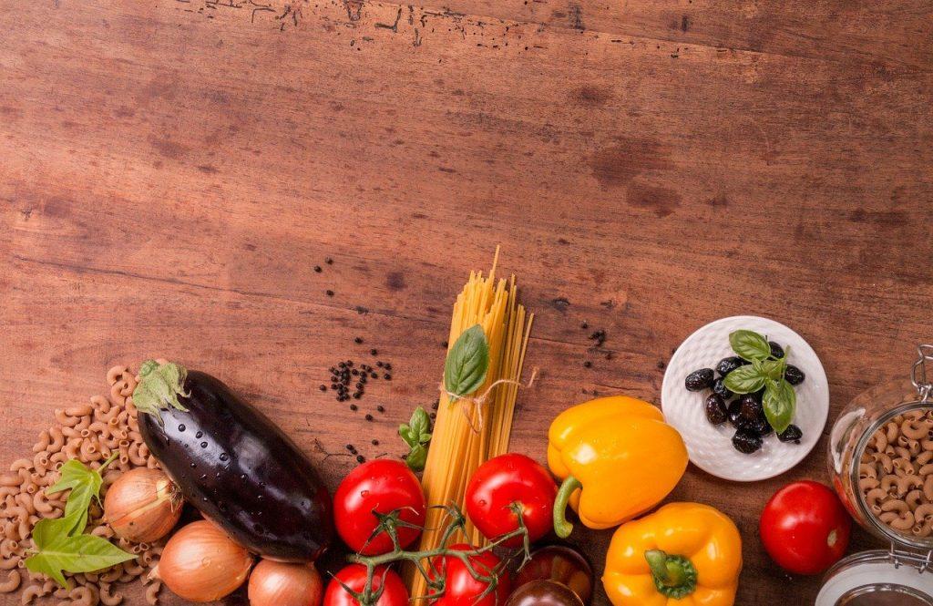 nourriture saine, bien-être, nutrition, diet