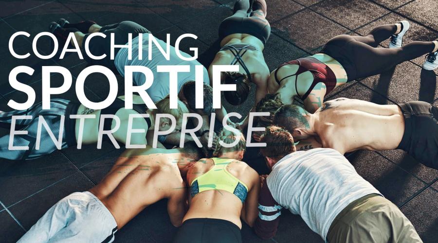Cours collectifs, sport, entrainement, coaching