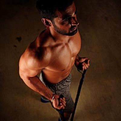 Sport, fitness, yoga, cross-training